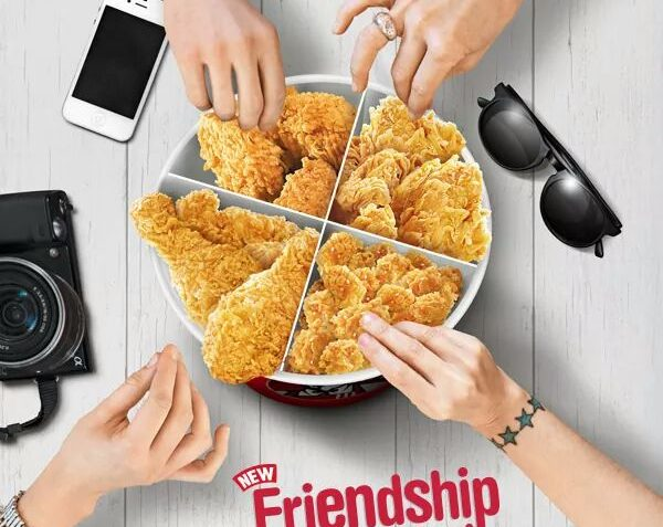 KFC-Friendship-Bucket