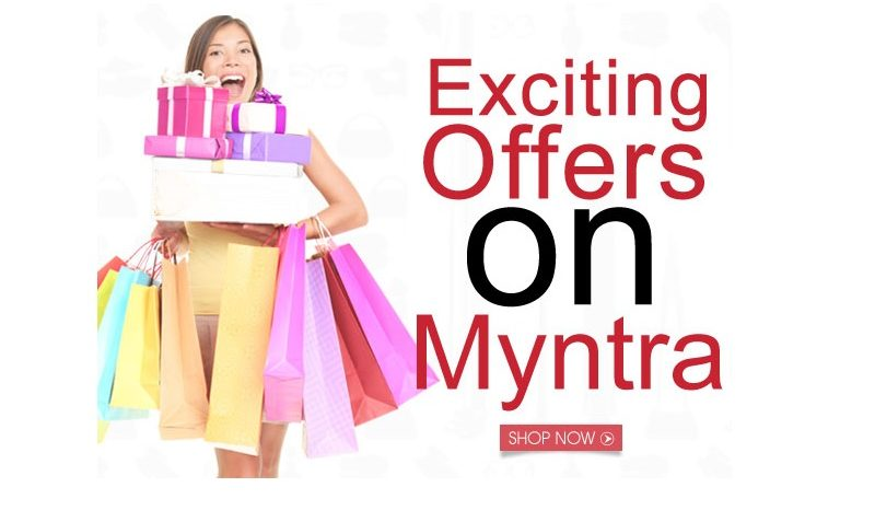 77ed25aa80a9 Myntra Coupons   Up to 70% Off on Apparel